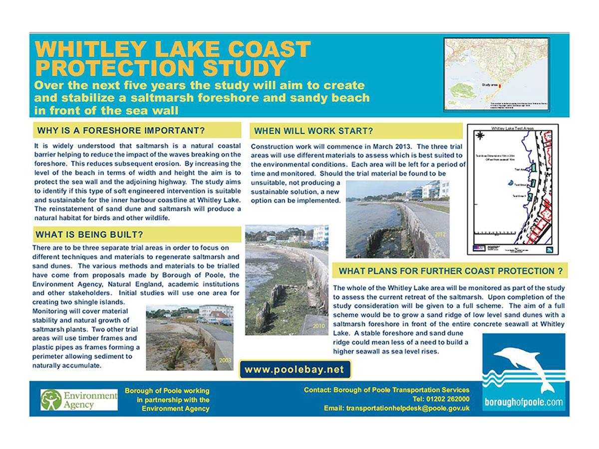 Whitley Lake Coast Protection Study