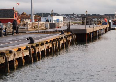 Poole Quay Sea Wall / Dolphin Haven 2015-2019