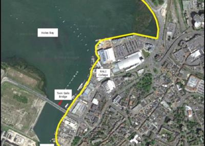 Flood Defences – Poole Bridge to Hunger Hill