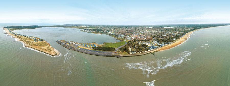Christchurch Bay & Harbour © BCP Council